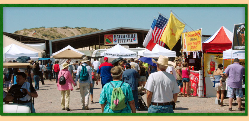 Hatch Chile Festival Attendies