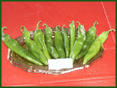 Hatch Chile Mature Fruit