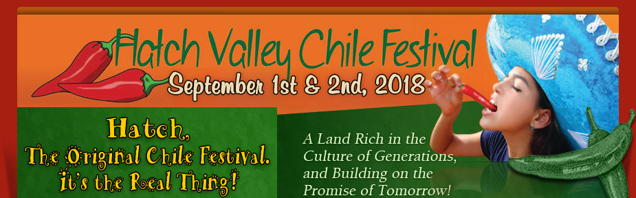 Hatch Valley Chile Festival @ Hatch | New Mexico | United States